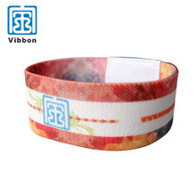 Factory Supply Professional Made Elastic Sports Wristband