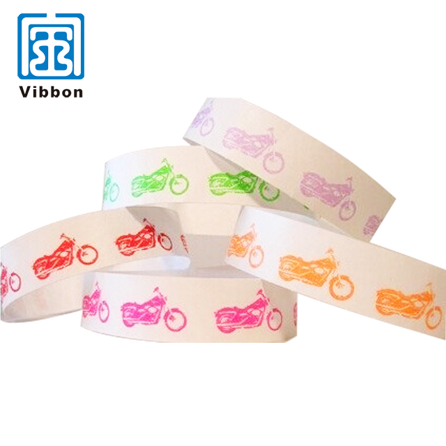 cheap custom tyvek paper wristband bangles for event