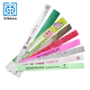 personalized cool cheap tyvek wristbands bracelet for activity