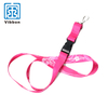 hot sale custom design polyester lanyards with logo